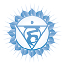 throat chakra symbol